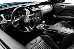 Shelby GT500 Super Snake Interior
